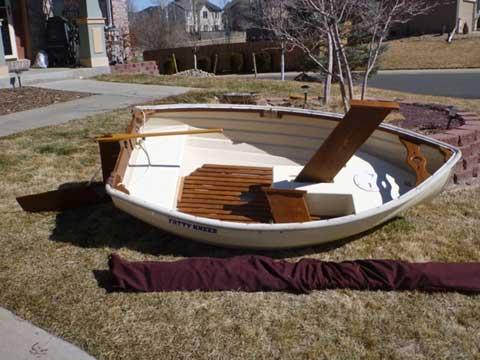 Fatty Knees 7, 1993 sailboat