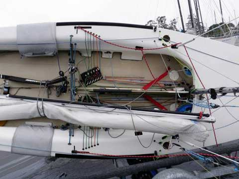 Flying Dutchman 1986 San Jose California Sailboat For Sale From Sailing Texas Yacht For Sale