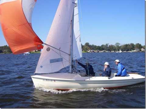 Flying Scot, 1984 sailboat