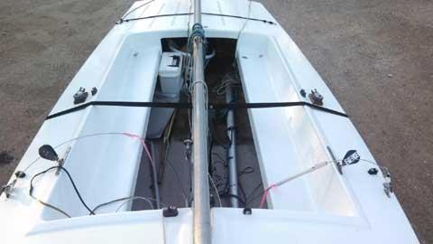 Flying Scot, 1970 sailboat