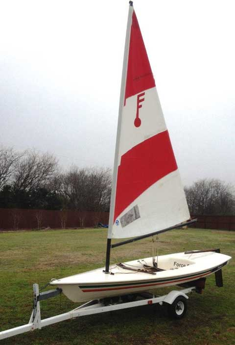 Force 5  1987  Dallas  Texas  Sailboat For Sale From