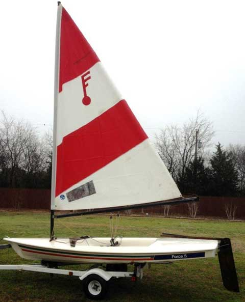 Force 5, 1987 sailboat