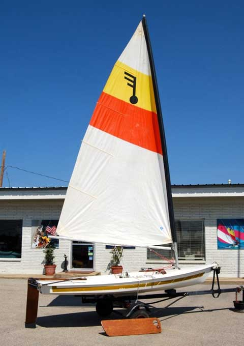 Force 5, 1978 sailboat