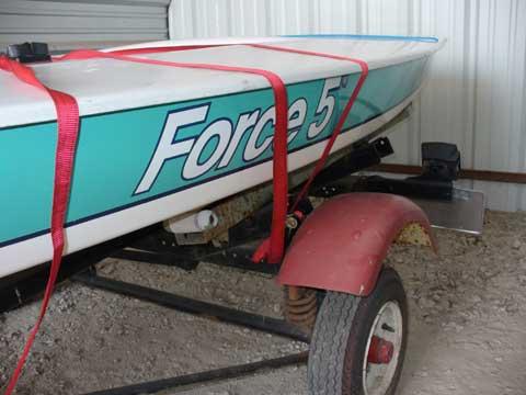 Force 5, 1991 sailboat