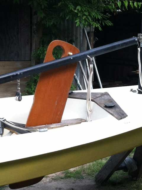 Force 5, 1975 sailboat