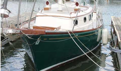 Fuji Ketch, 32', 1978 sailboat