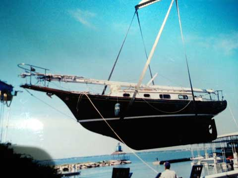 Fuji Ketch, 32', 1978 sailboat