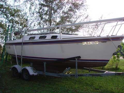 Gloucester 23, 1983 sailboat
