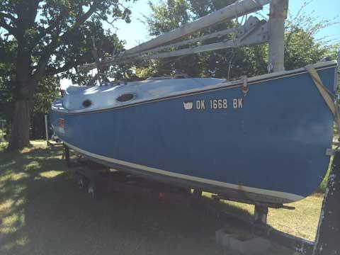 Great Lakes Catboat, 1988 sailboat