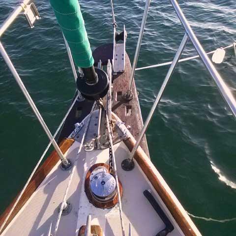 Gulfstar 37, 1976 sailboat