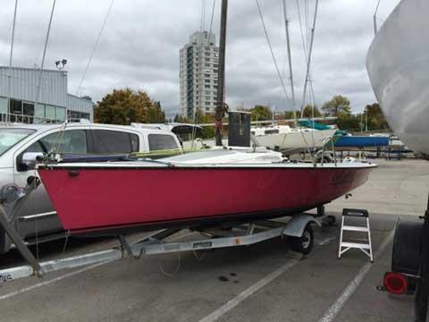 Henderson SR Max 21, 1989 sailboat
