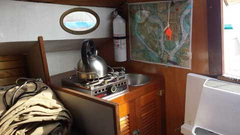 Herreshoff America, 18 ft., 1981 sailboat