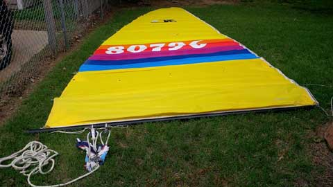 Hobie 16, 1984 sailboat