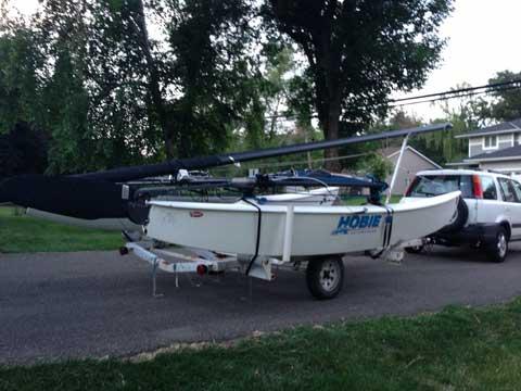 Hobie Catamaran 16, 1988 sailboat
