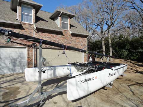 Hobie Tiger 18, 2005 sailboat