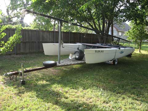 Hobie Miracle 20, 2002 sailboat