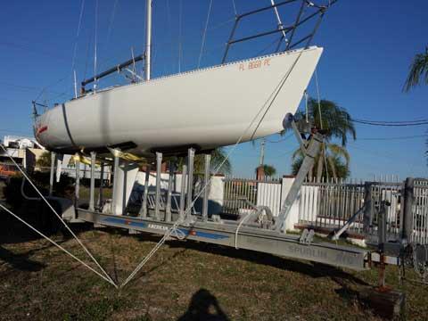 Hobie 33, 1982 sailboat