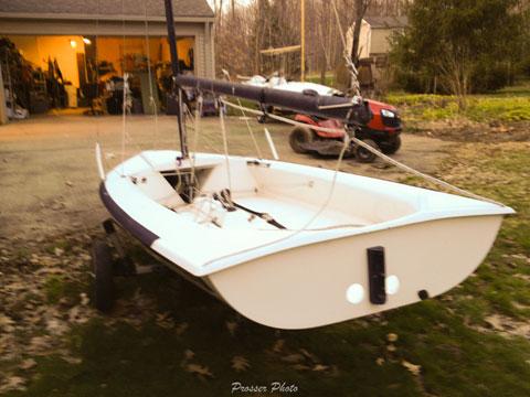 Hobie 405, 2001? sailboat