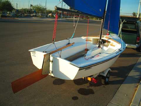 Hobie Holder 14, 1984 sailboat