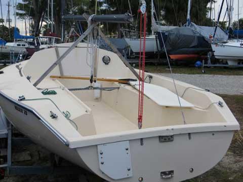 Holder 20, 1985, Sarasota, Florida, sailboat for sale from Sailing