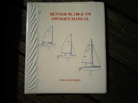 Hunter 140, 1998 sailboat