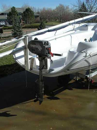Hunter 170, 2001 sailboat