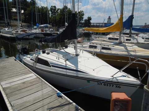 Hunter 18.5, 1992 sailboat