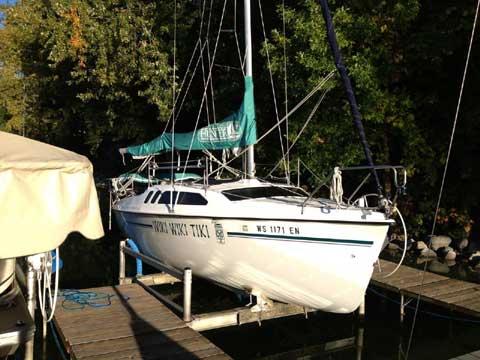 Hunter 23.5, 1994, Stoughton, Wisconsin sailboat