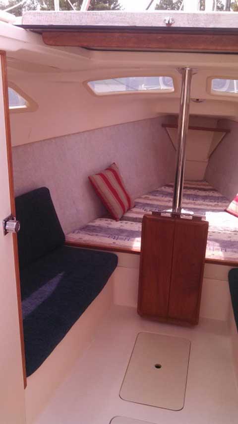Hunter 25, 2005 sailboat
