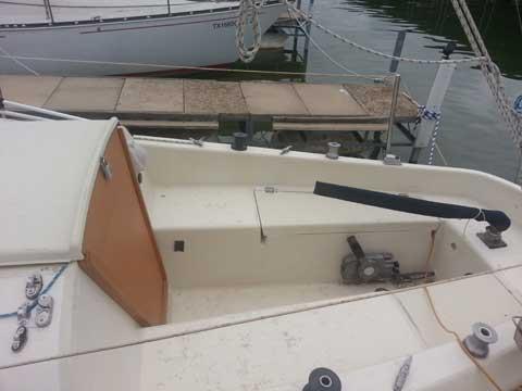 Hunter 25, 1976 sailboat