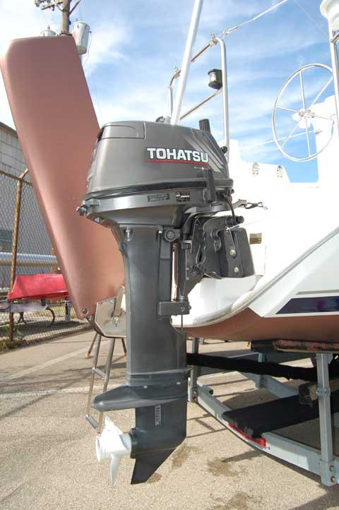 Hunter 260, 2002 sailboat