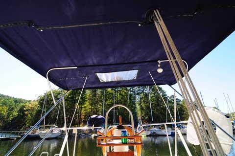 Hunter 28.5, 1987 sailboat