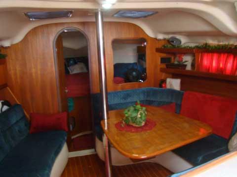 Hunter 376 1997 Stockton Missouri Sailboat For Sale