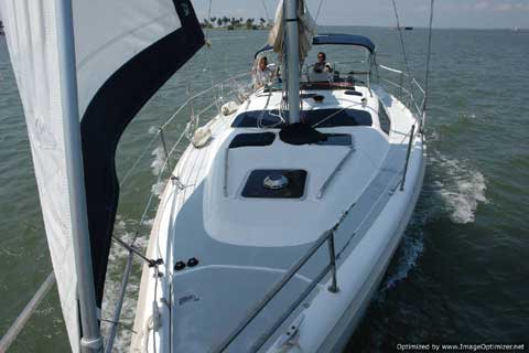 Hunter 376 1998 Corpus Christi Texas Sailboat For Sale