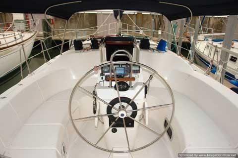 Hunter 376 1998 Corpus Christi Texas Sailboat For Sale