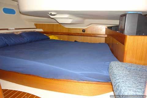 Hunter 376, 1998, sailboat