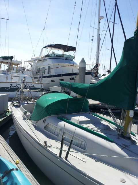 International Folk Boat sailboat