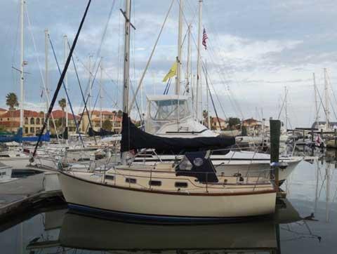 Island Packet 27, 1988 sailboat
