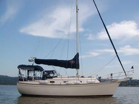 Island Packet 29, 1991 sailboat