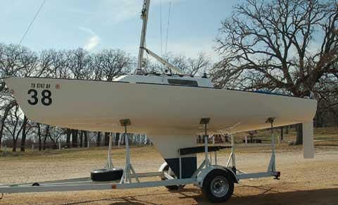 J/22, 1990 sailboat
