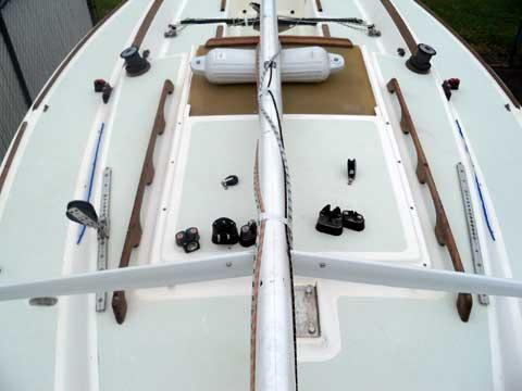 J22 sailboat