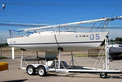 J24 1983 sailboat
