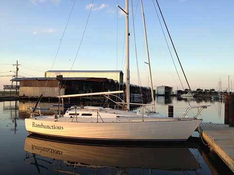 J30, 1981 sailboat