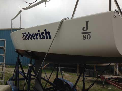 J80, 1994 sailboat