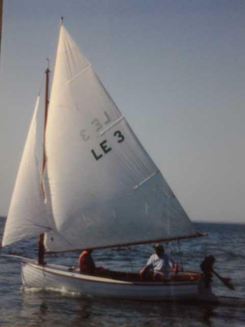 Joel White catboat, 15ft., 2005 sailboat