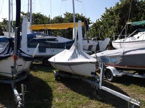 JY 15, 1996 sailboat
