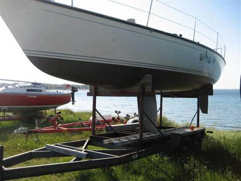 Custom Kirby 30 1986 Sarnia Ontario Canada Sailboat