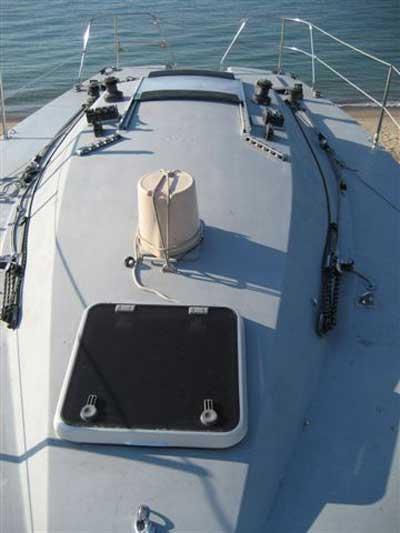 Kirby 30 sailboat