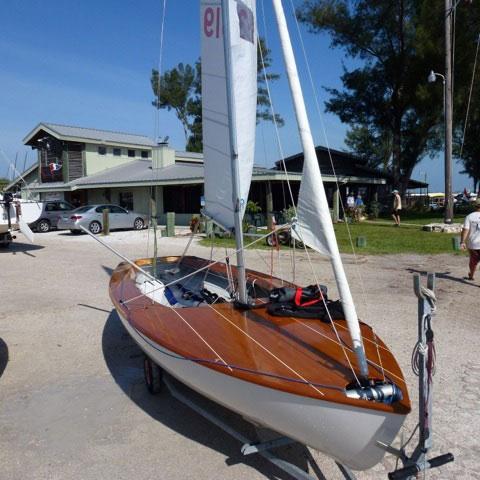 Korsar, 16', 1988 sailboat