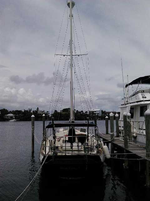 Kadey Krogen Ketch 38R, 1987 sailboat